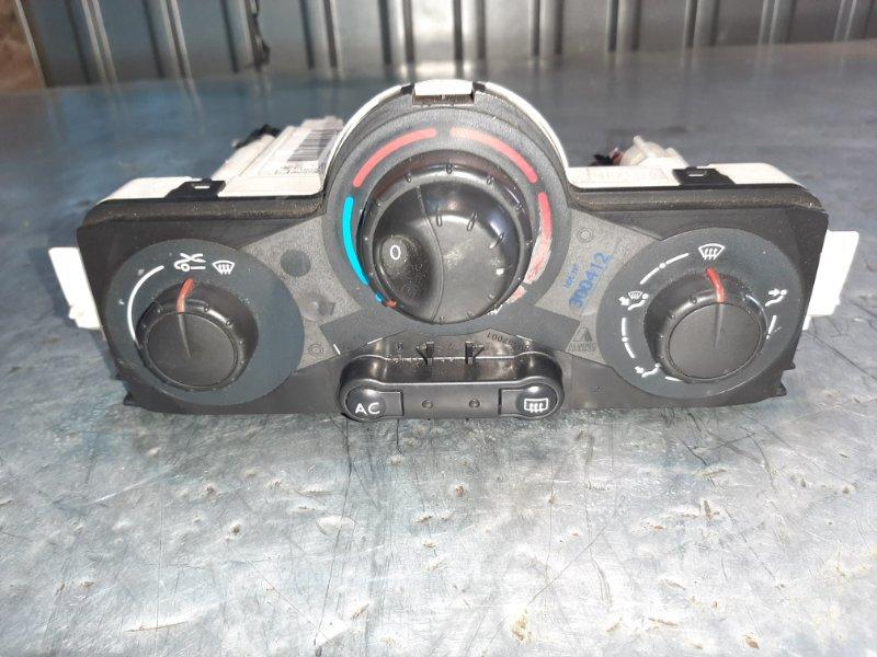Блок управления климат-контролем Renault Scenic 2 JM0 F9Q812 2003