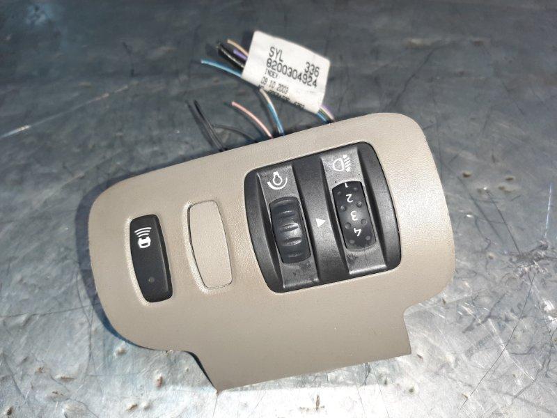Кнопки прочие Renault Scenic 2 JM0 F9Q812 2003