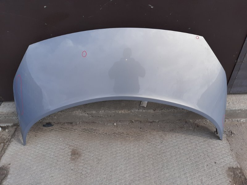 Капот. Renault Scenic 2 JM0 F9Q812 2003