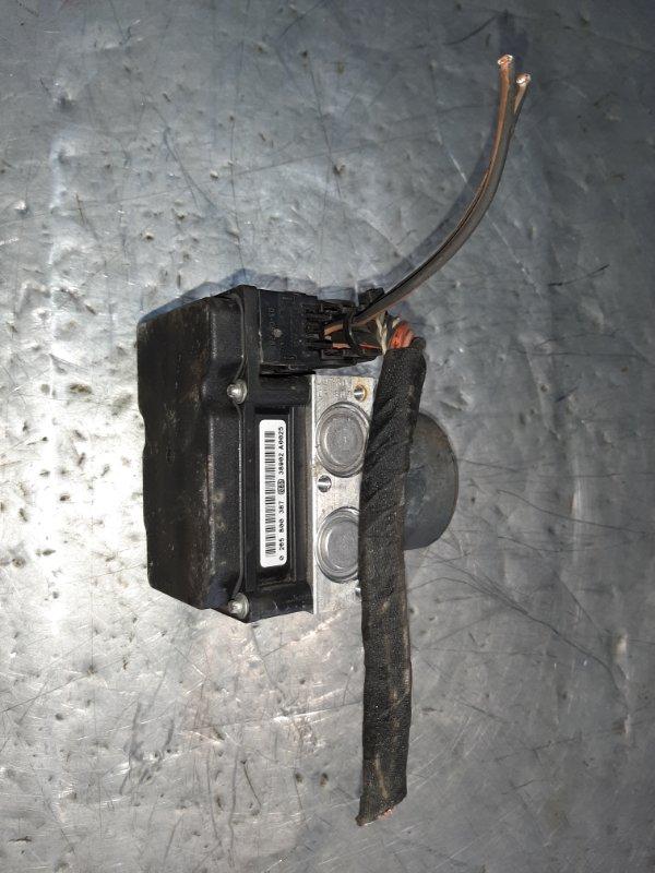 Блок abs Renault Scenic 2 JM0 F9Q812 2003