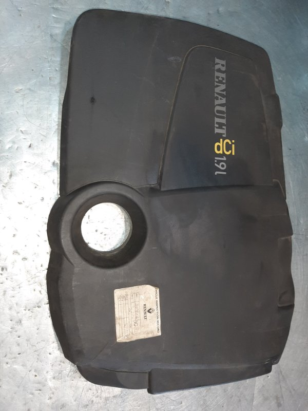 Накладка двигателя (декоративная) Renault Scenic 2 JM0 F9Q812 2003