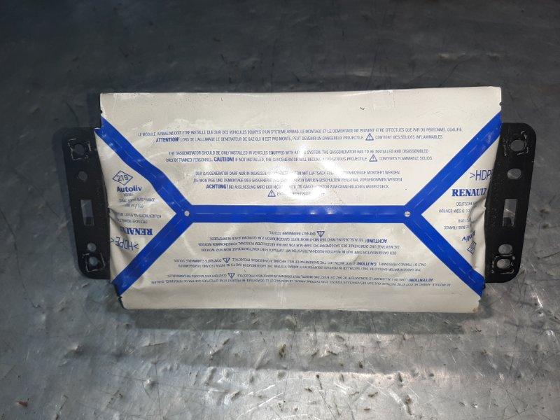 Подушка безопасности (airbag) пассажирский Renault Scenic 2 JM0 F9Q812 2003