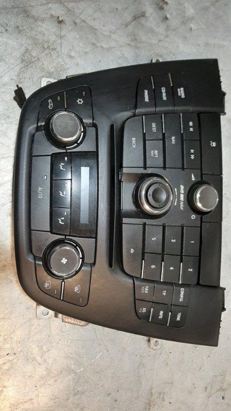 Блок управления климат-контролем Opel Insignia A A16LET 2008