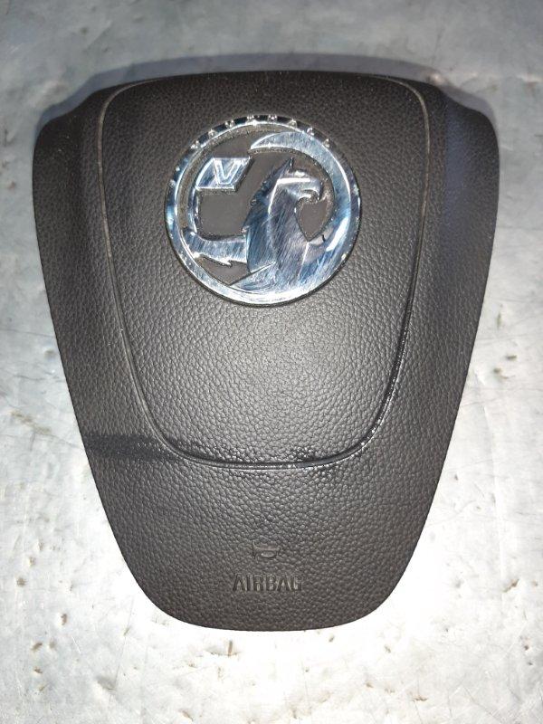 Подушка безопасности (airbag) в руль Opel Insignia A A16LET 2008