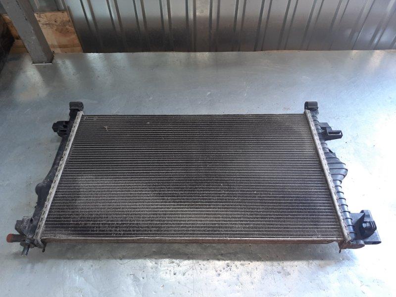 Радиатор охлаждения Opel Insignia A 2.0 TDCI 2008