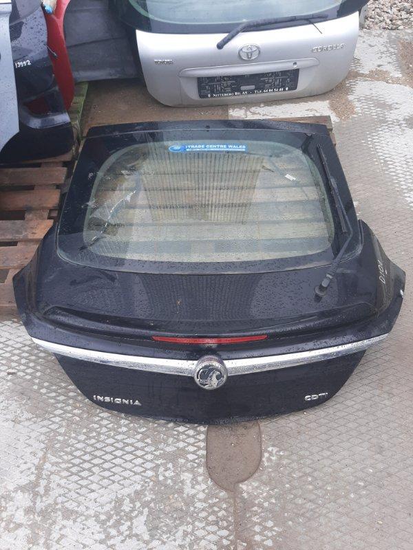 Крышка багажника Opel Insignia 2.0 TDCI 2009