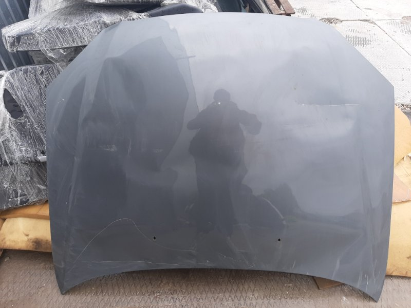Капот. Chevrolet Lacetti J200 F14D3 2003