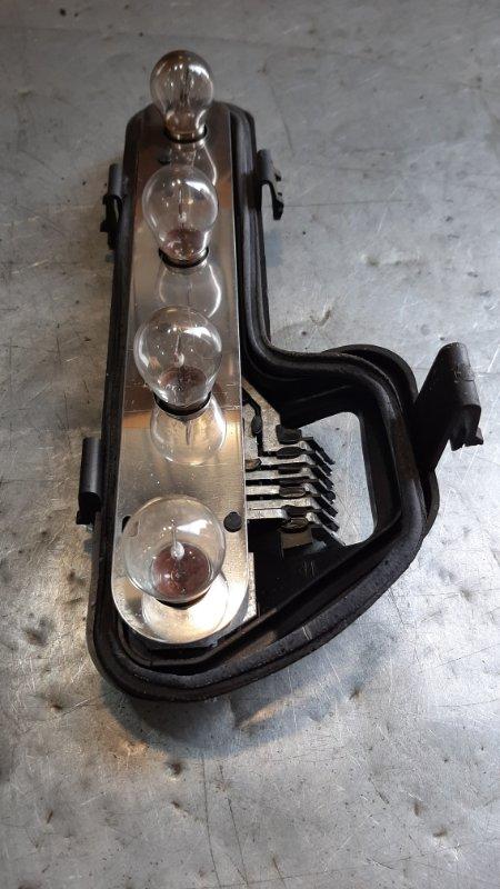 Плата заднего фонаря Opel Zafira A F75 Y20DTH 2003 задняя левая