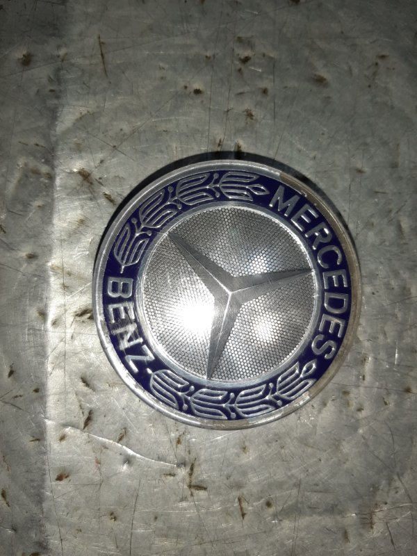 Эмблема Mercedes-Benz A-Class W169 M274E20 2006
