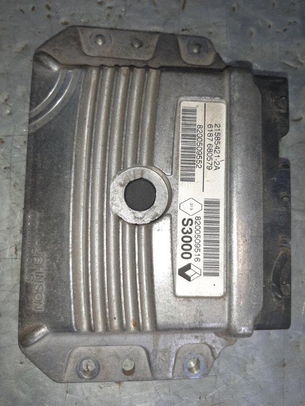 Блок управления Renault Megane 2 LM0/1 K4M812 2006