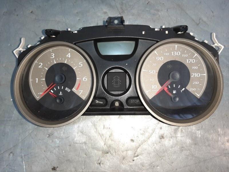 Панель приборов Renault Megane 2 LM0/1 K4M812 2006