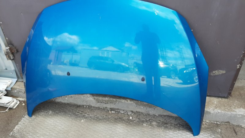 Капот. Peugeot 307 DV6ATED4 2008
