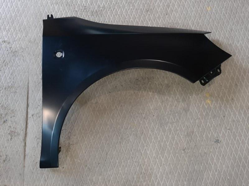 Крыло Skoda Fabia 5J2 2007 переднее правое