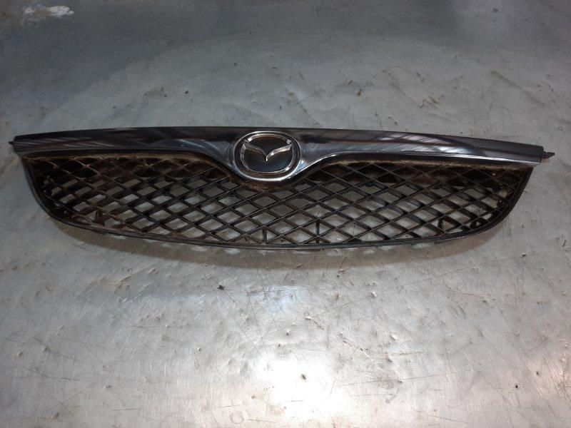 Решетка радиатора Mazda 626 FPDE 1999