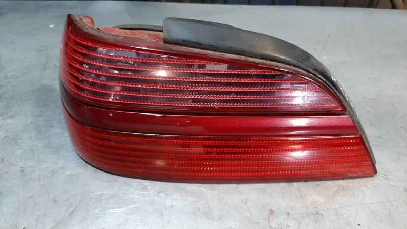 Плата заднего фонаря Peugeot 406 8B DEW10J4 2005 задняя левая
