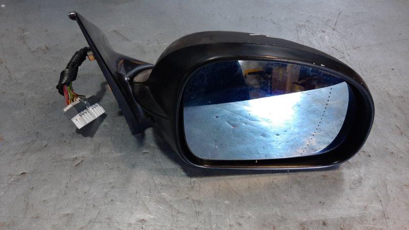 Зеркало. Peugeot 406 8B DEW10J4 1996 передний правый