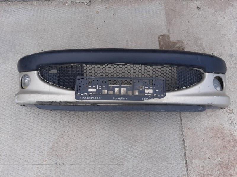 Бампер. Peugeot 206 2B TU3JP 2008 передний