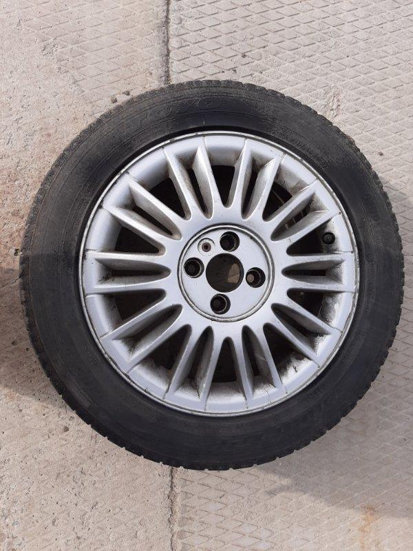 Диск колесный литой Renault Megane 2 LM0/1 K4M812 2006