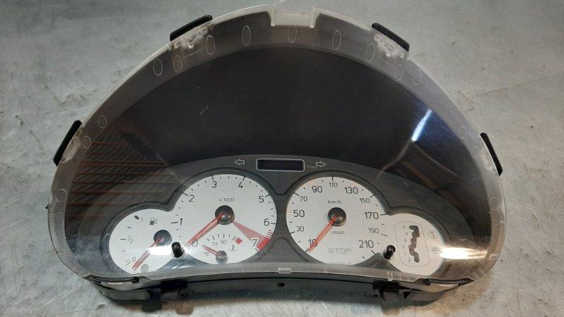 Панель приборов Peugeot 206 2A/C TU3JP 2003