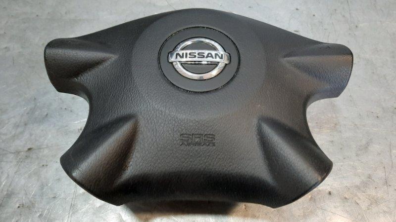 Подушка безопасности (airbag) в руль Nissan Primera 3 P12 QG18DE 2004