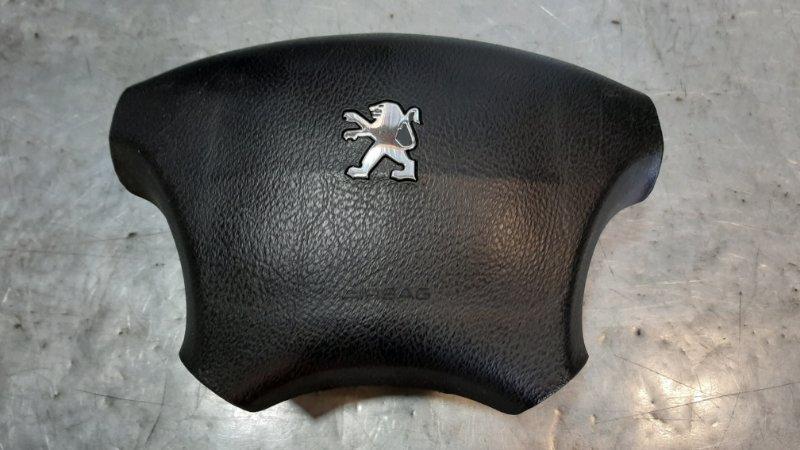 Подушка безопасности (airbag) в руль Peugeot 407 6D EW10J4 2004