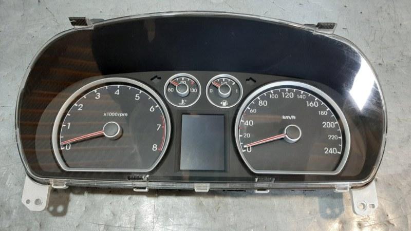 Панель приборов Hyundai I30 FD G4FA 2008