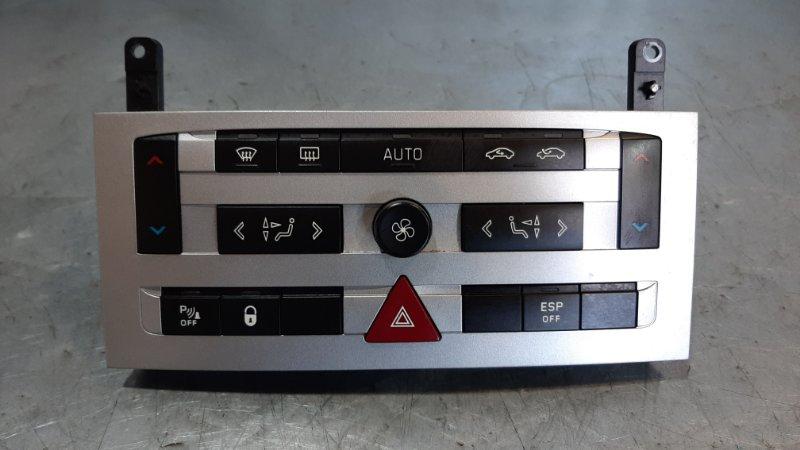 Блок управления климат-контролем Peugeot 407 6D DW10BTED4 2005
