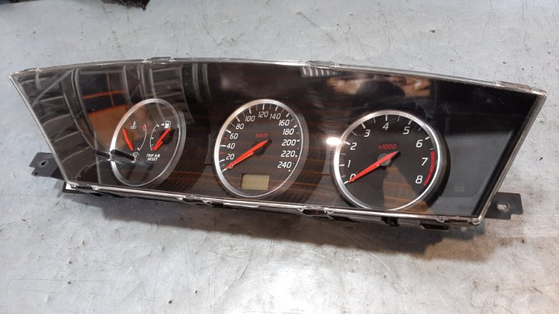 Панель приборов Nissan Primera 3 P12 QG18DE 2004