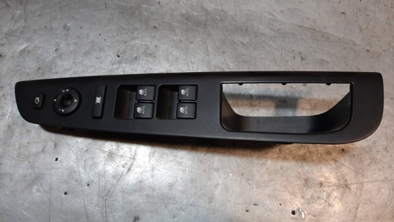 Блок управления стеклами Kia Ceed ED D4FB 2008 передний левый