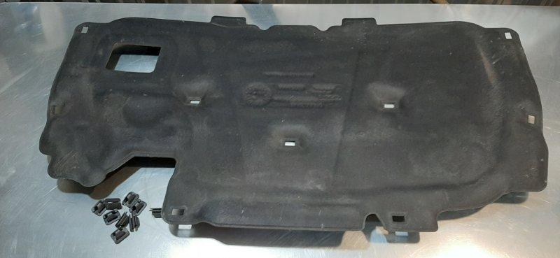 Шумоизоляция капота (утеплитель) Volvo S40 MS20 B4164S3 2007