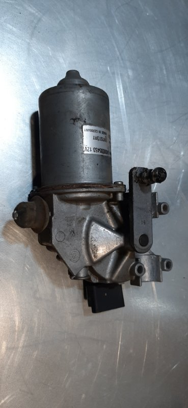 Моторчик стеклоочистителя (насос стеклоочистителя) Renault Master EV M9T676 2010