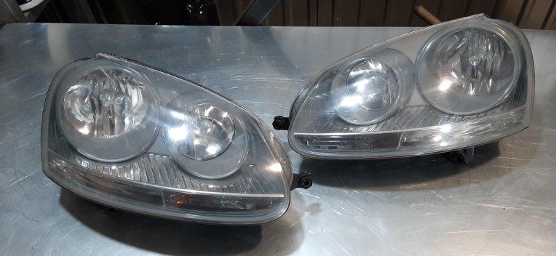 Фара Volkswagen Axx Golf 5 1K5 AXX 2003