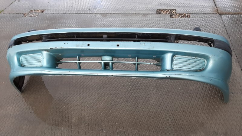 Бампер. Subaru Impreza GC1 EJ15E 1993 передний
