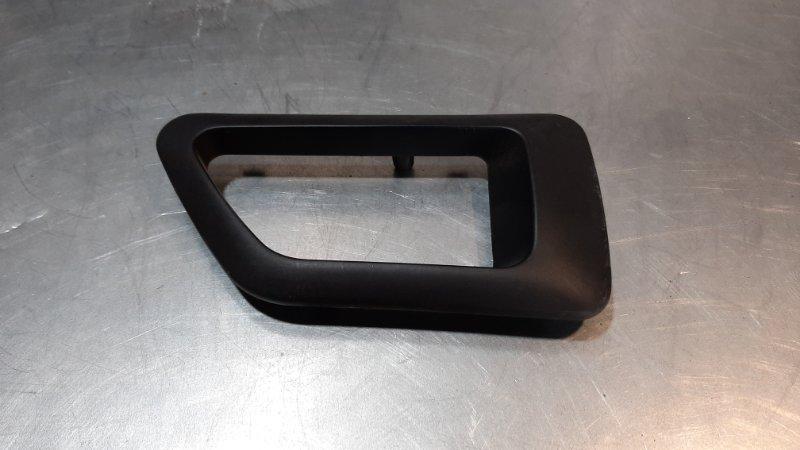 Накладка ручки двери Citroen Berlingo M59 DV6ATED4 2007 передняя правая