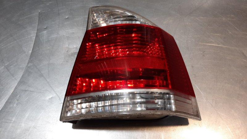 Фонарь задний Opel Vectra C Y22DTR 2002 задний правый