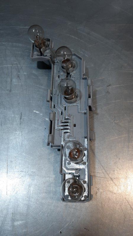 Плата заднего фонаря Opel Vectra C Y22DTR 2002 задняя правая