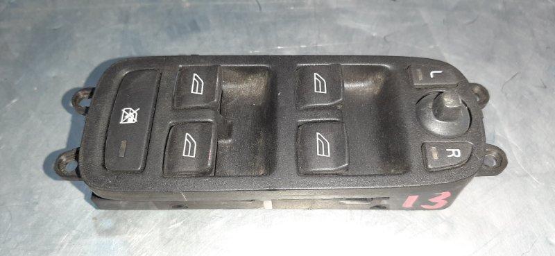 Блок управления стеклами Volvo S40 MH67 B4164S3 2005 передний левый