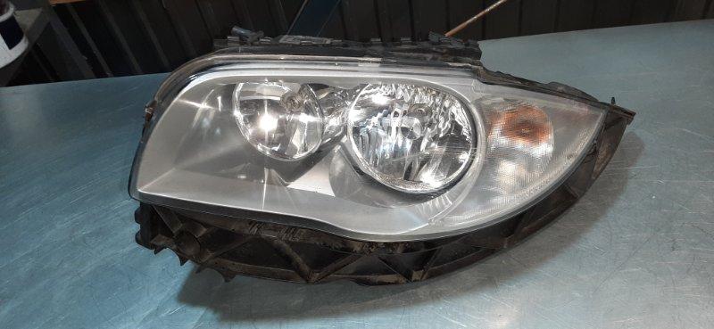 Фара Bmw 1-Series E87 N45B16 2004 передняя левая