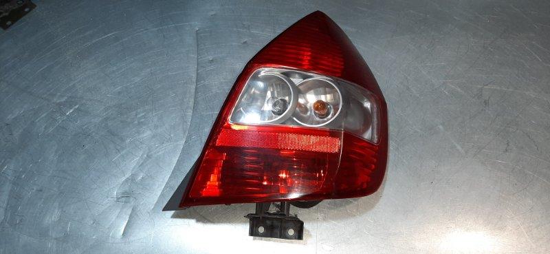 Фонарь задний Honda Jazz L13A1 2002 задний