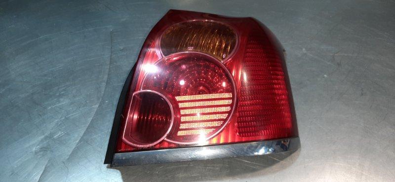 Фонарь задний Toyota Avensis 2 ADT250 1ADFTV 2005 задний правый