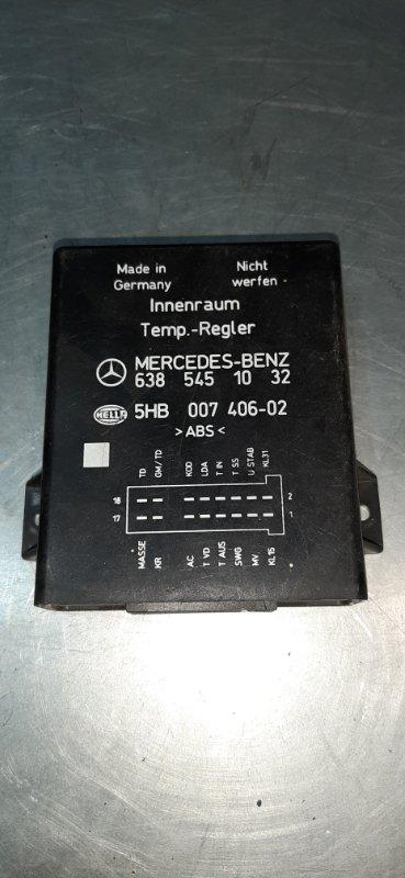 Блок управления Mercedes-Benz V-Class W638 M111E20 2000