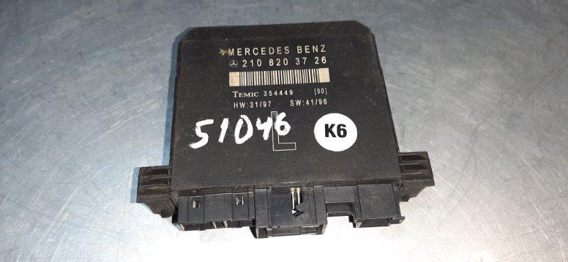 Блок управления дверьми Mercedes-Benz E-Class W210 M111E20 1999