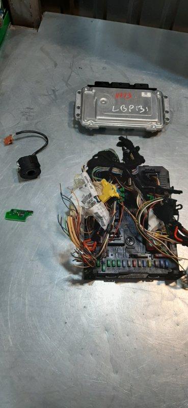 Комплект bsi Peugeot 307 3A/C TU5JP4 2007