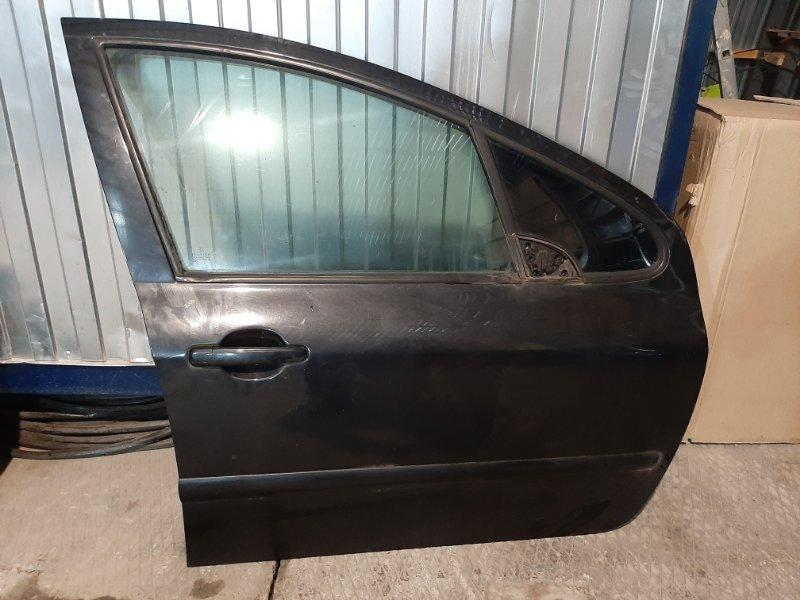 Дверь Peugeot 307 3A/C RFN (EW10J4) 2004 передняя правая