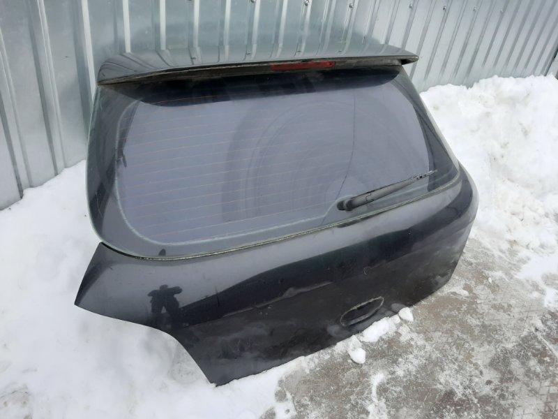 Крышка багажника Peugeot 307 3A/C RFN (EW10J4) 2004