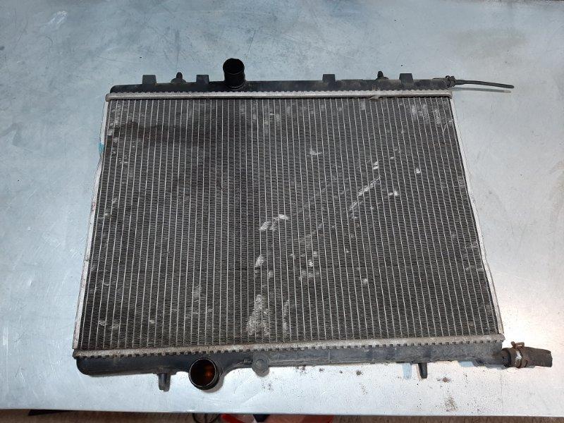 Радиатор охлаждения Peugeot 307 3A/C RFN (EW10J4) 2004