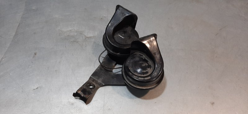 Звуковой сигнал (гудок)/ клаксон Peugeot 307 3A/C TU5JP4 2005