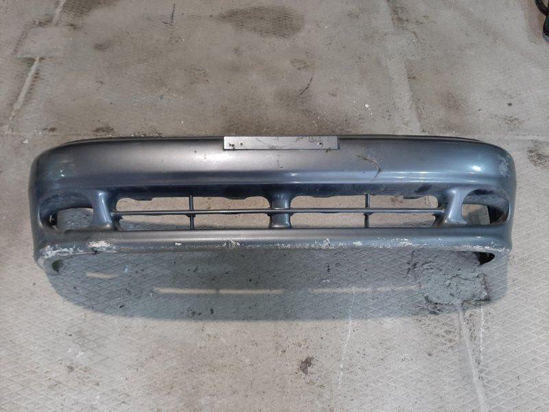 Бампер. Chevrolet Lanos TF69 A15SM 2008 передний