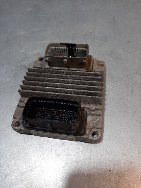 Блок управления двигателем Chevrolet Lanos TF69 A15SM 2008