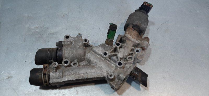 Корпус термостата Peugeot 307 3A/C RFN (EW10J4) 2004
